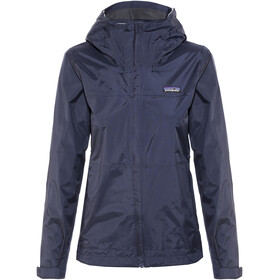 Patagonia Torrentshell Jacket Women Navy Blue